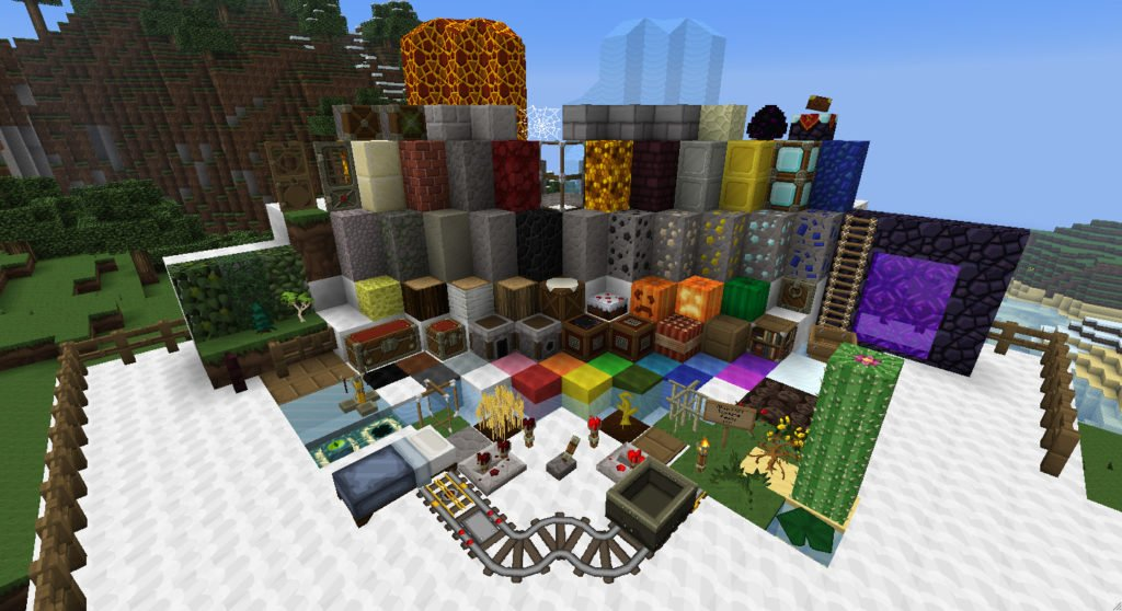 ᐅᐅ Minecraft Texture Packs Die Besten Resource Packs - Minecraft haus bauen grob