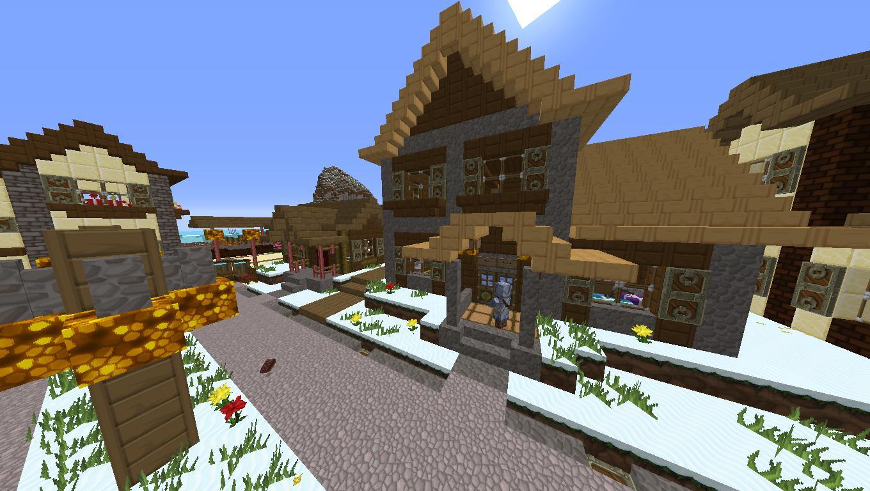 ᐅ Sphax XmasBDCraft Texture Pack Für Minecraft - Minecraft texture pack namen andern